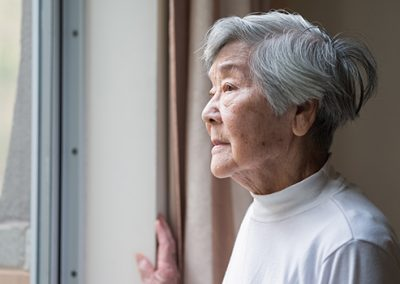 When a Person with Dementia Doesn't Remember You