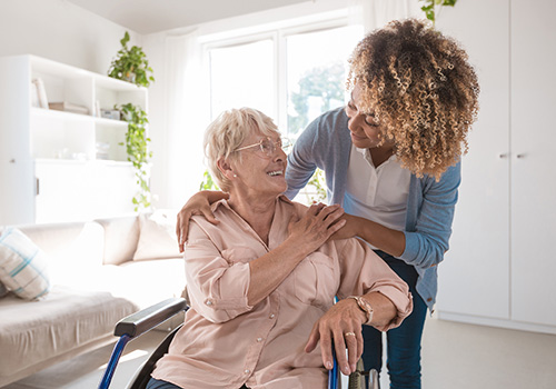 Coping Techniques for Caregivers
